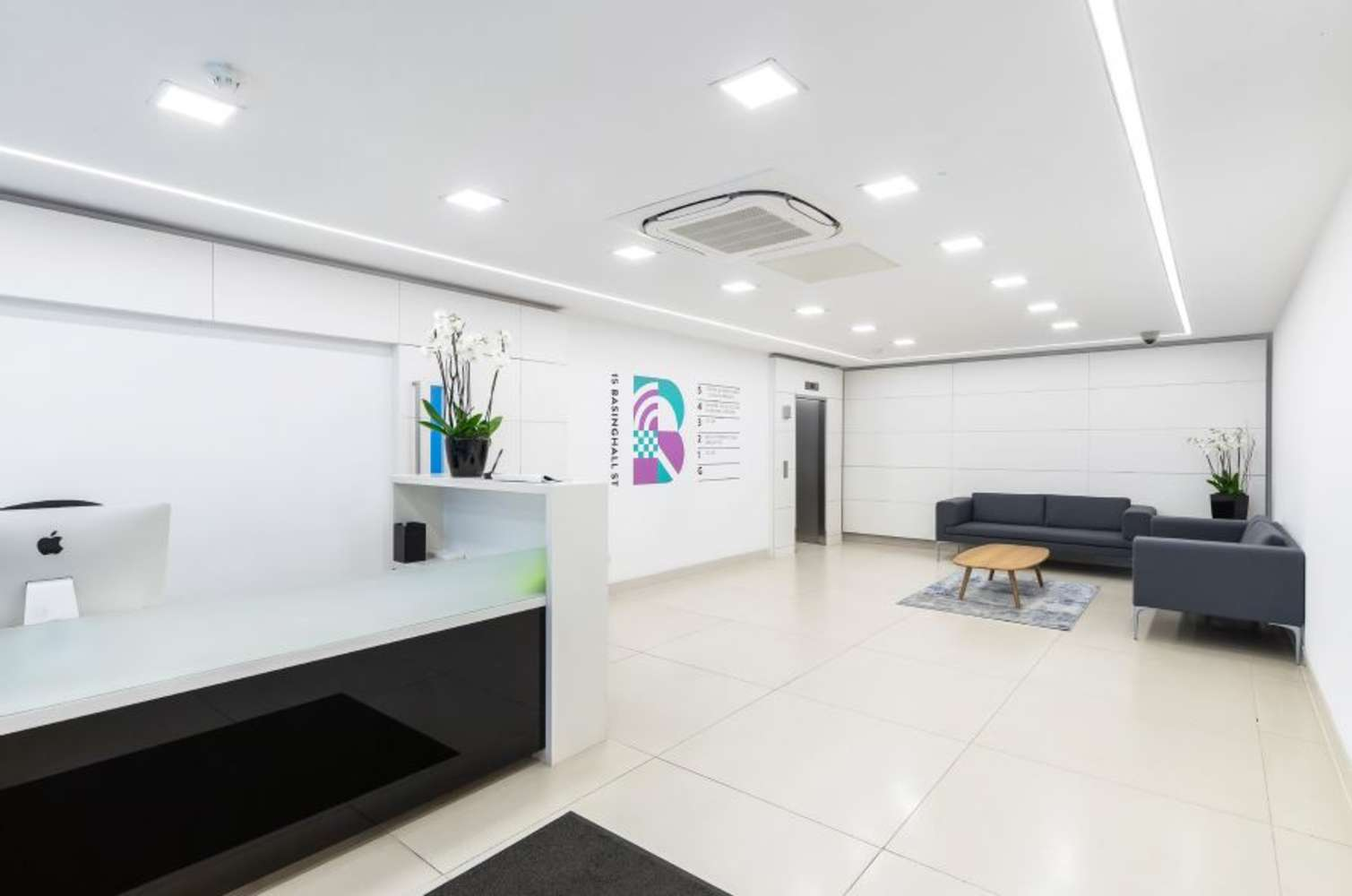 Office London, EC2V 5BR - 15-16 Basinghall Street - 86407