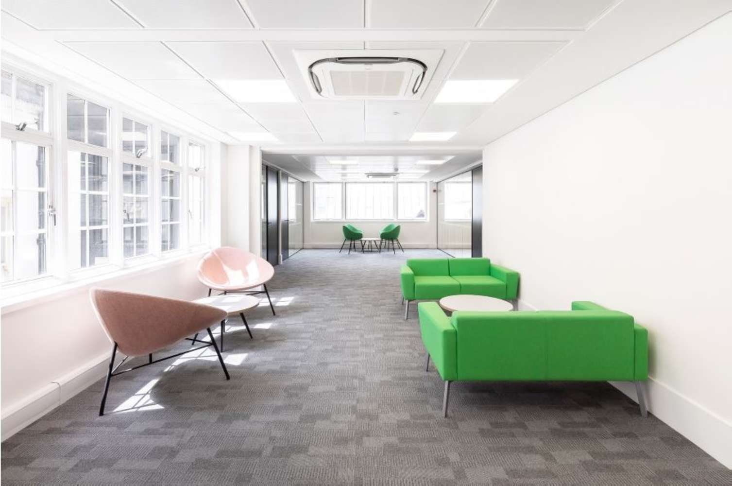 Office London, EC2V 5BR - 15-16 Basinghall Street - 3