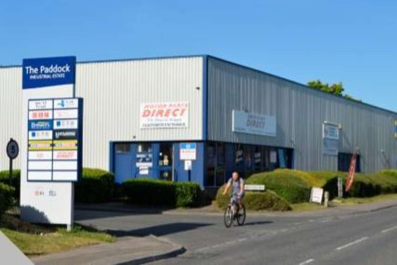 Industrial Newbury, RG14 5TQ - The Paddock Trading Estate - 3