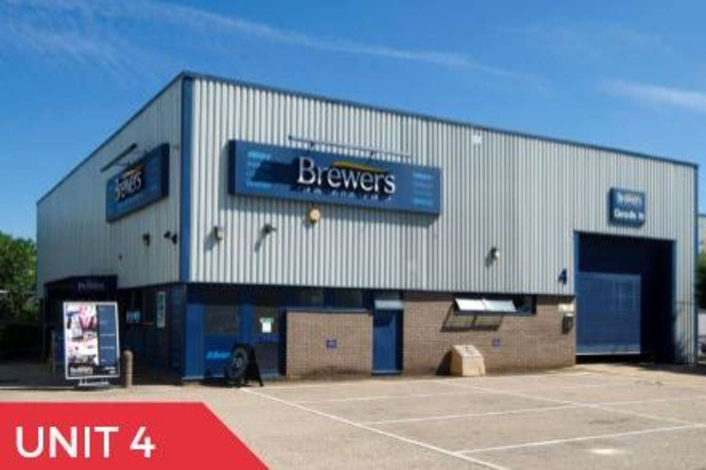 Industrial Newbury, RG14 5TQ - The Paddock Trading Estate - 4