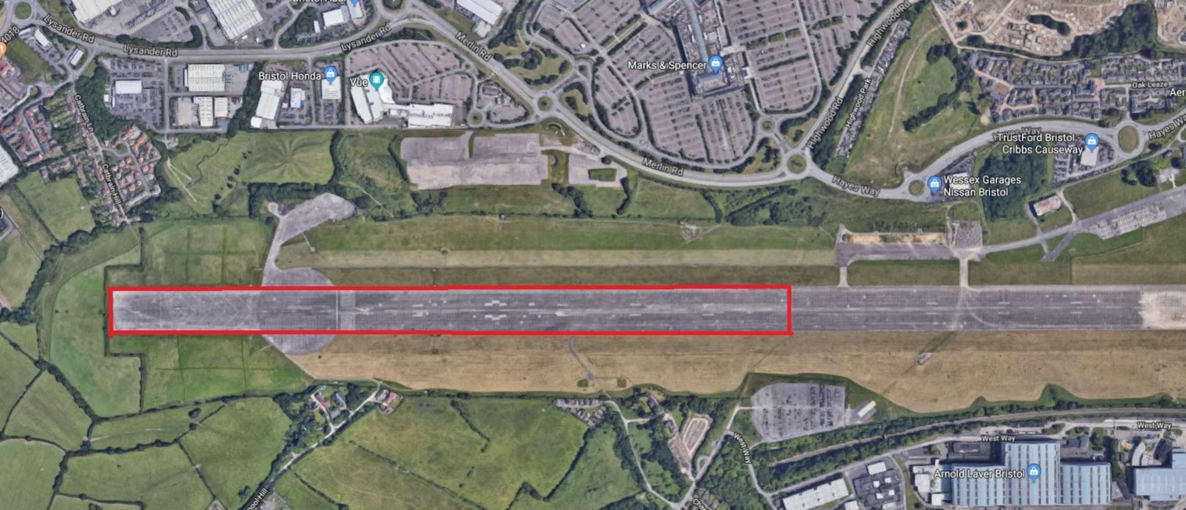 Industrial Bristol, BS34 7QD - Open Storage on Filton Airfield - 70881