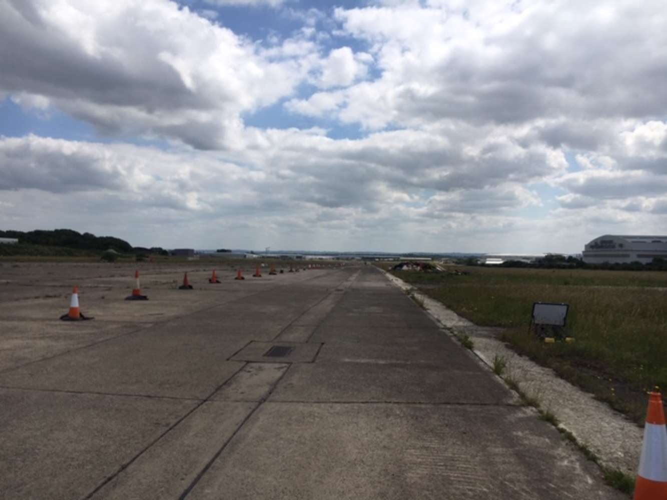 Industrial Bristol, BS34 7QD - Open Storage on Filton Airfield - 5290