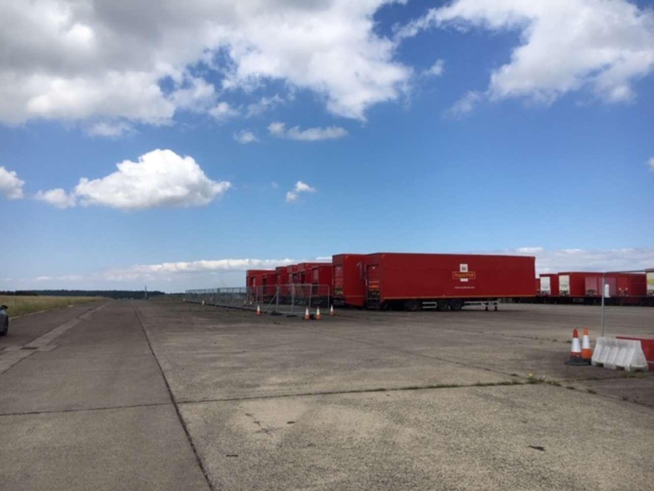 Industrial Bristol, BS34 7QD - Open Storage on Filton Airfield - 5298