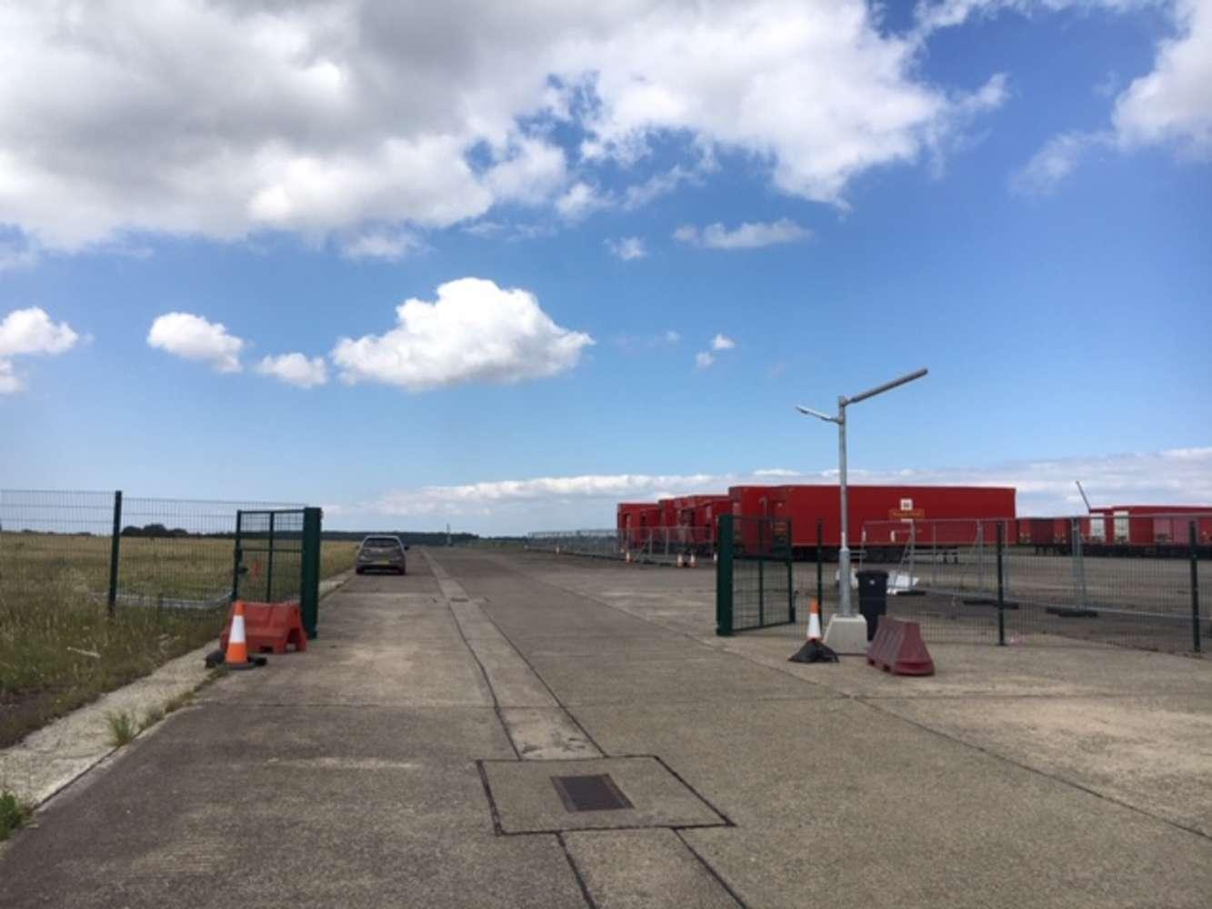 Industrial Bristol, BS34 7QD - Open Storage on Filton Airfield - 5294
