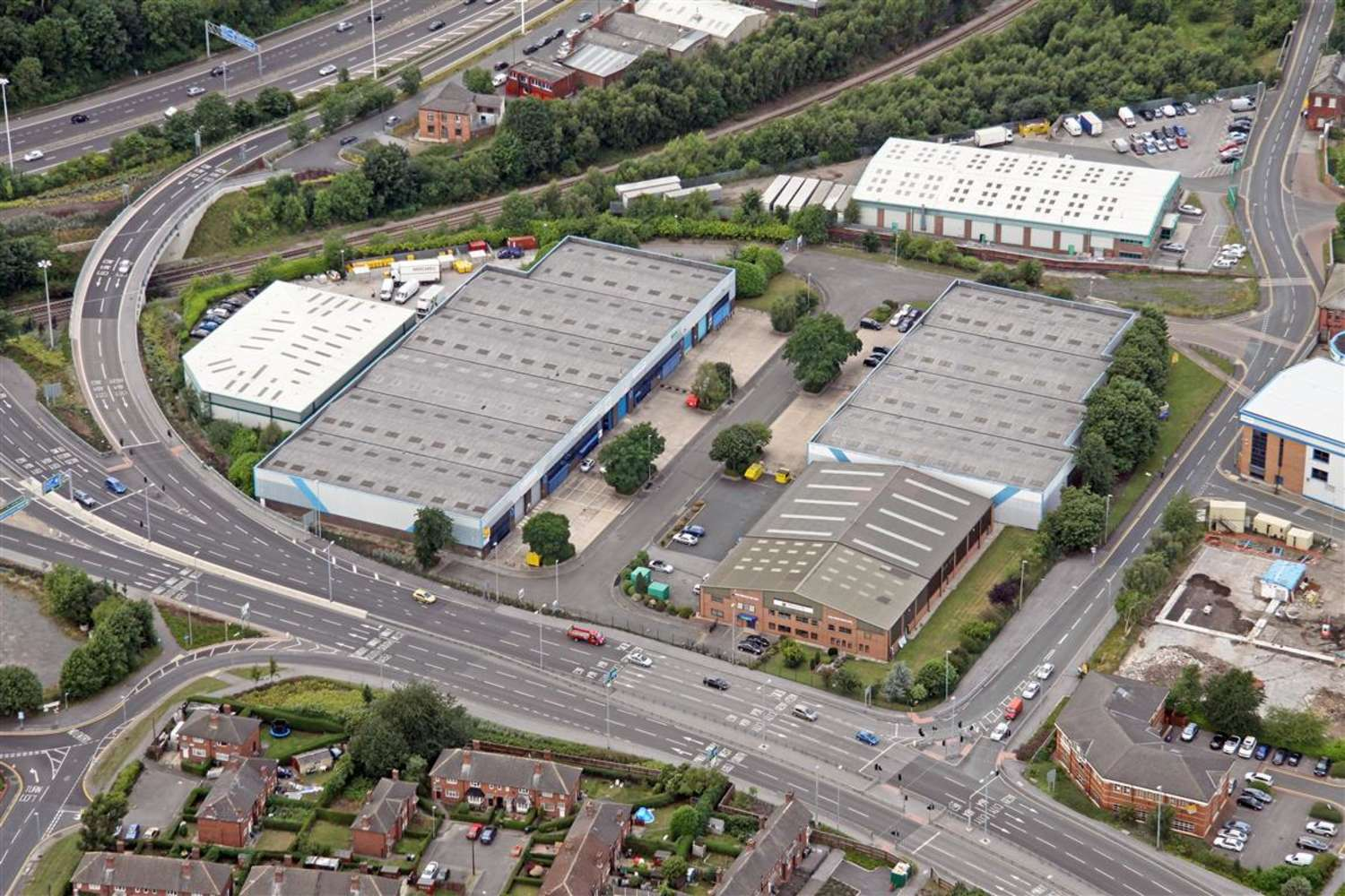 Industrial and logistics Leeds, LS10 1AG - Unit 10 Orbital Industry Park - 26