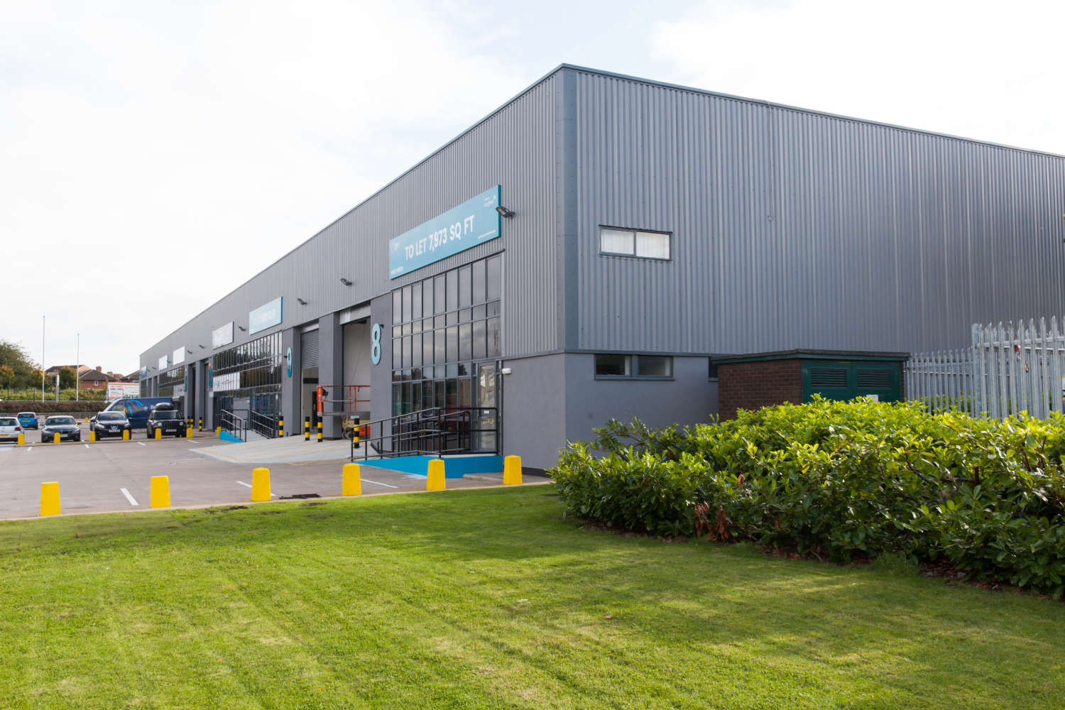 Industrial and logistics Leeds, LS10 1AG - Unit 10 Orbital Industry Park - 71982