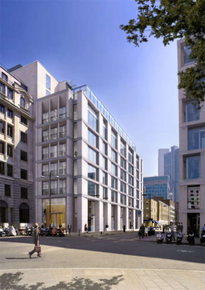 Office London, EC2A 1DS - 26 Finsbury Square - 1