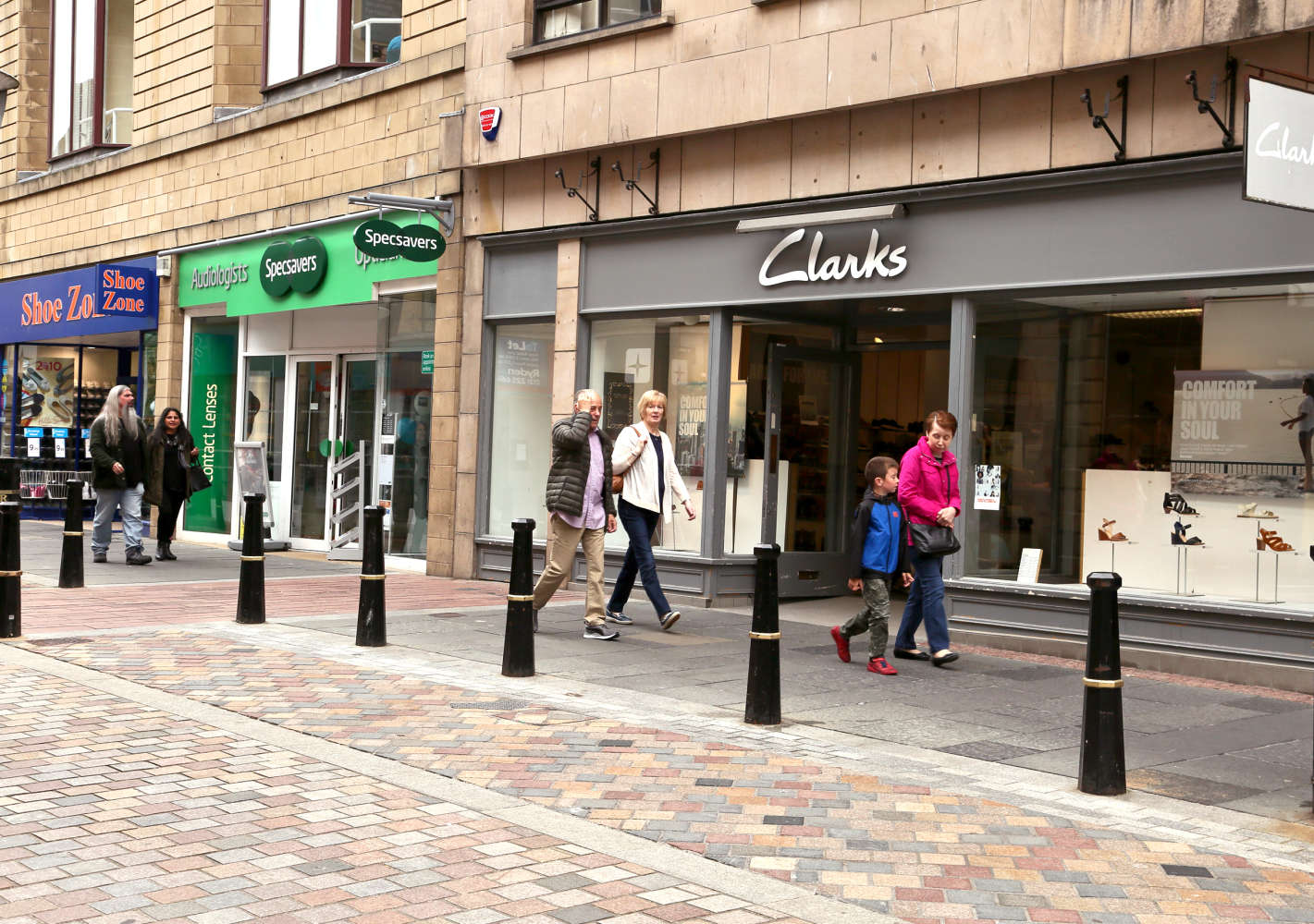 Retail high street Inverness, IV1 1JE - 40-42, High Street - 0027