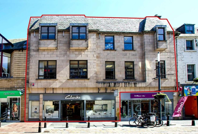 Retail high street Inverness, IV1 1JE - 40-42, High Street - 71836
