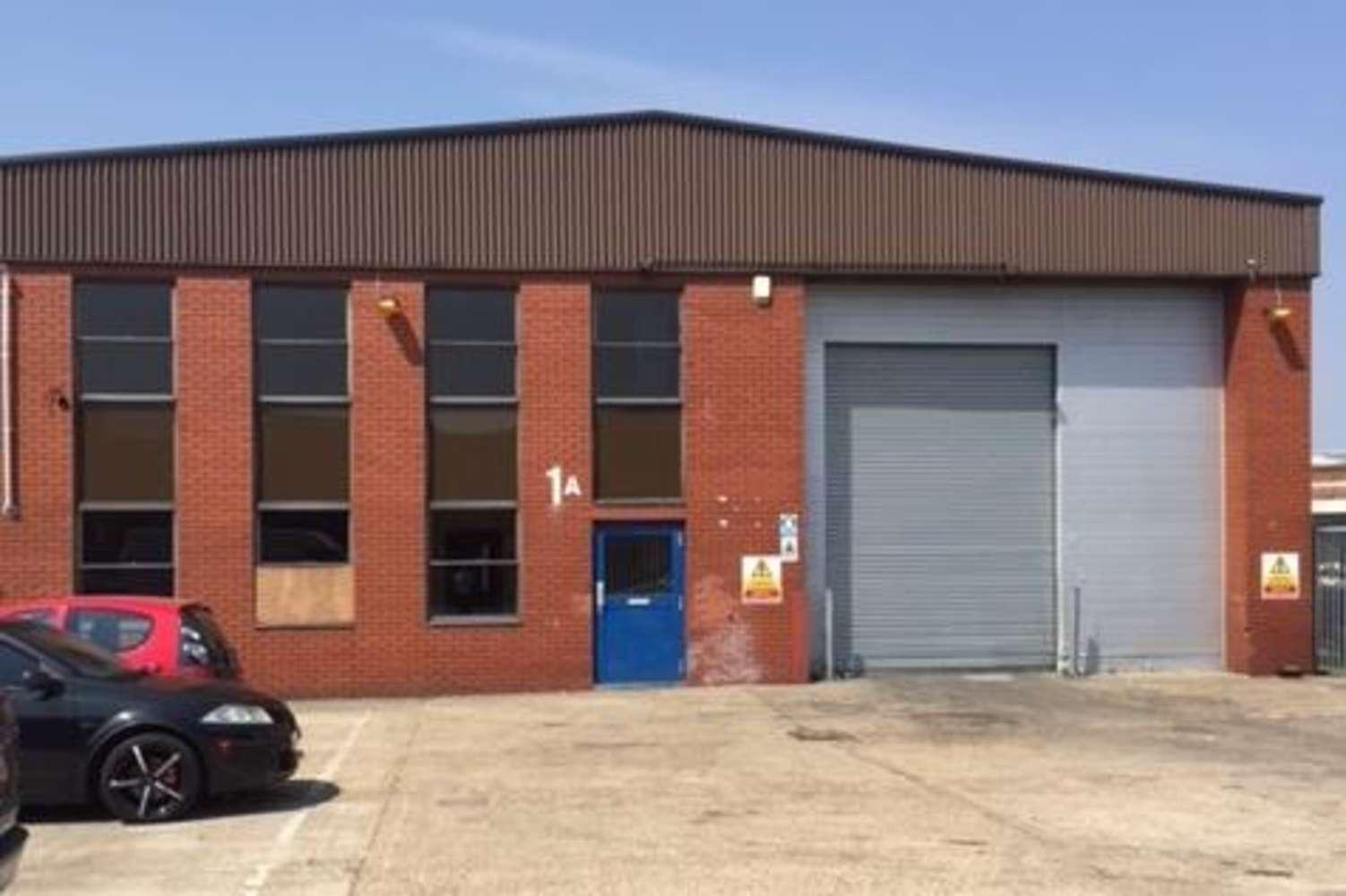 Industrial Park royal, NW10 6EX - 1A Oakwood Industrial Estate - 1