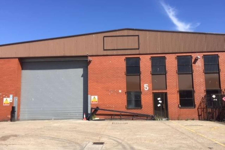 Industrial Park royal, NW10 6EX - 5 Oakwood Industrial Estate - 5