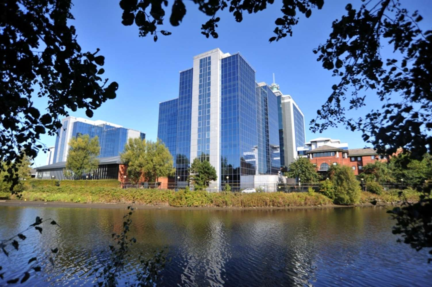 Office Manchester, M5 3EQ - Exchange Quay - Building 7 - 3