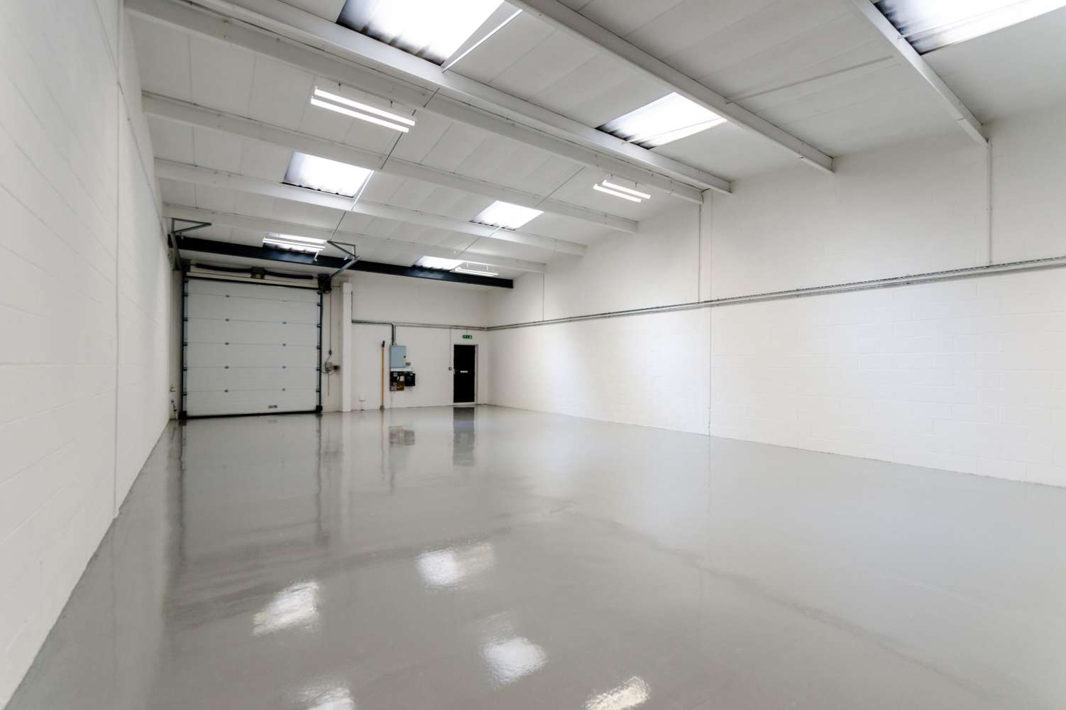 Industrial Hayes, UB3 1BQ - Unit 18 Warnford Business Centre - 72381