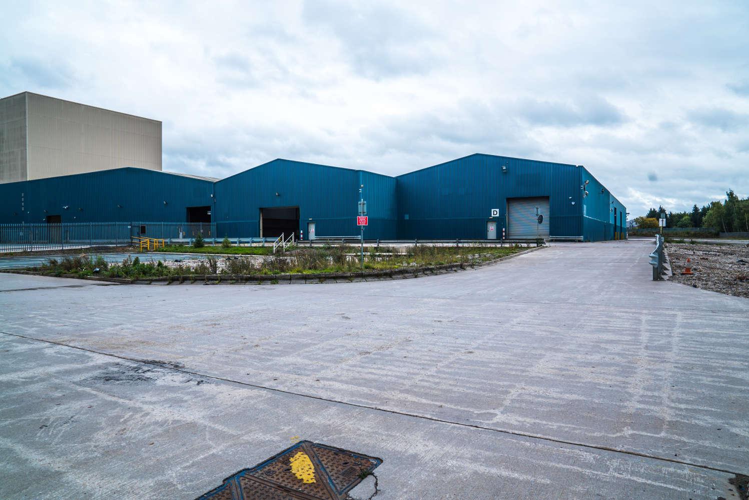 Industrial Northwich, CW9 6DE - Unit 19 Wincham Lane - 9116