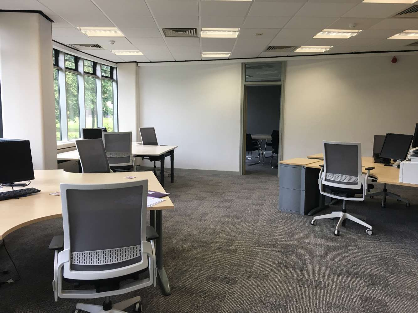 Office Cardiff, CF14 7YT - Cromlin East & West, Cardiff Edge Business Park - 3780