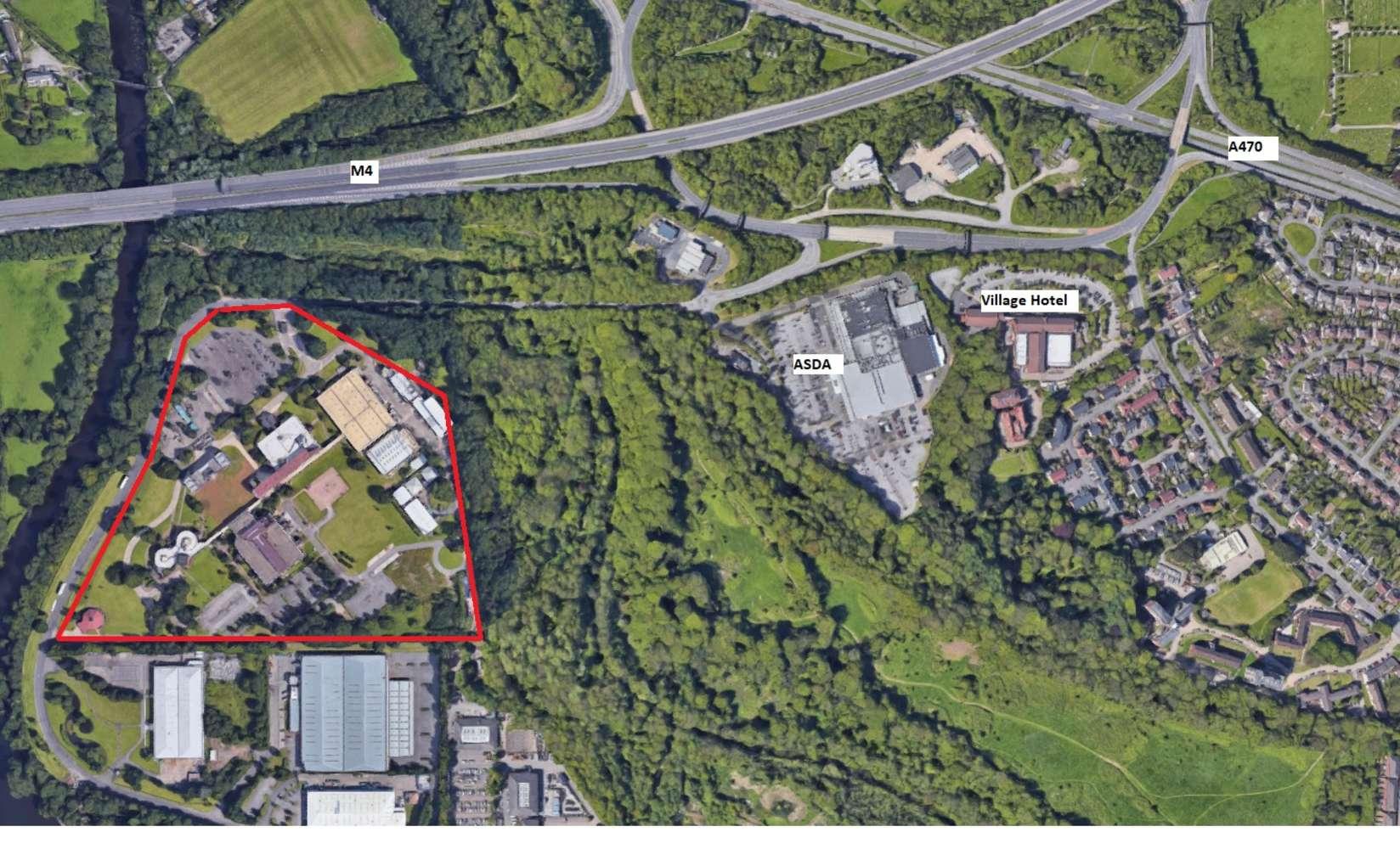 Office Cardiff, CF14 7YT - Cromlin East & West, Cardiff Edge Business Park - 88318