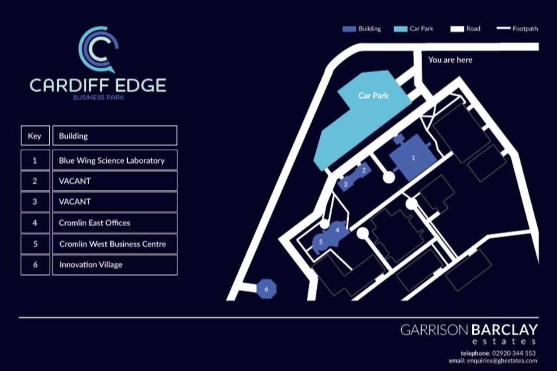Office Cardiff, CF14 7YT - Cromlin East & West, Cardiff Edge Business Park - 88639