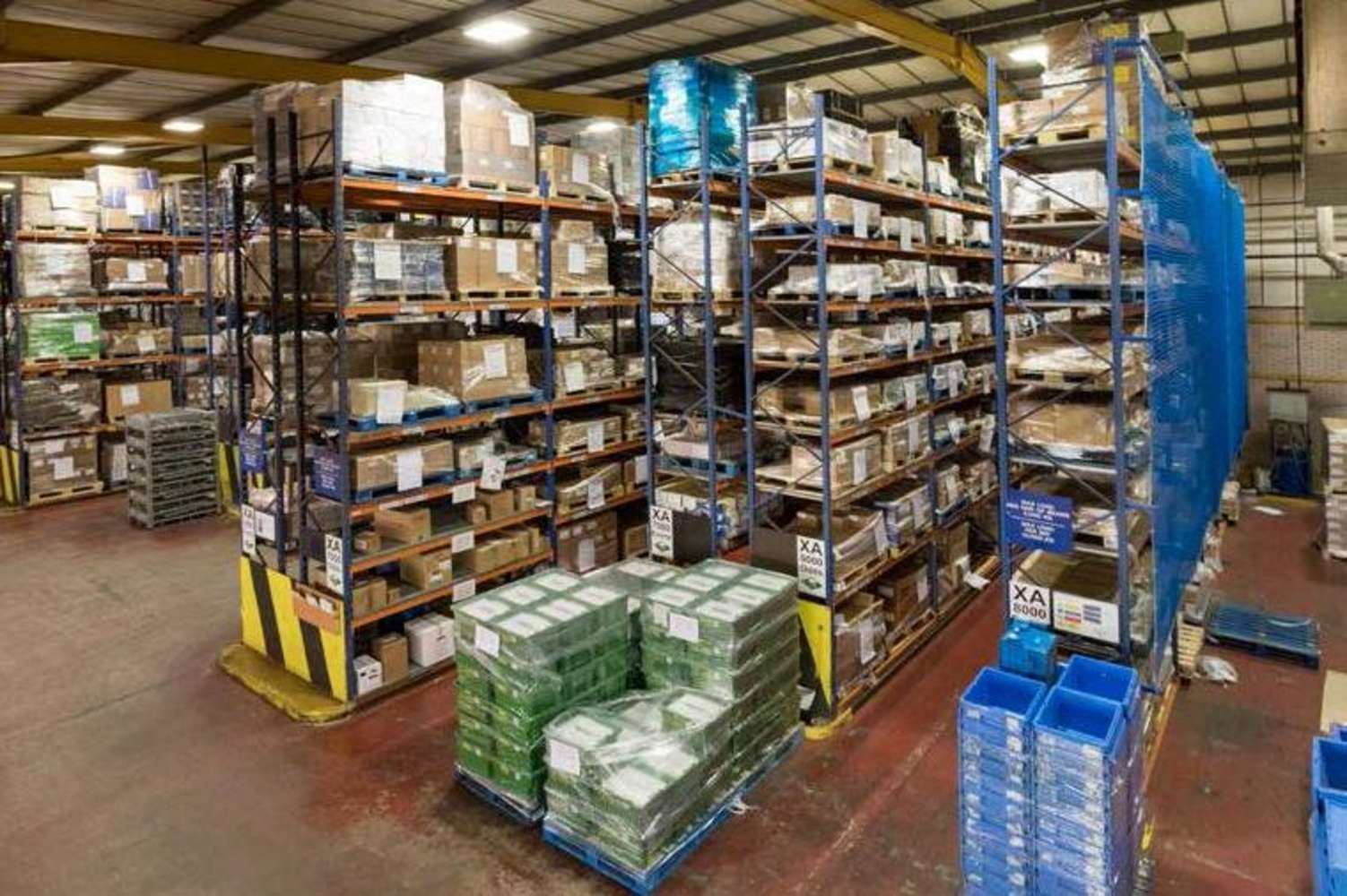 Industrial Stoke-on-trent, ST7 1XP - Units 2 & 4 Jamage Industrial Estate - 0001
