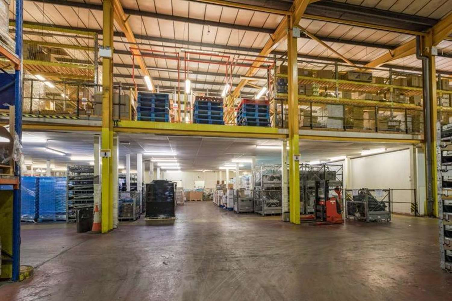 Industrial Stoke-on-trent, ST7 1XP - Units 2 & 4 Jamage Industrial Estate - 0002