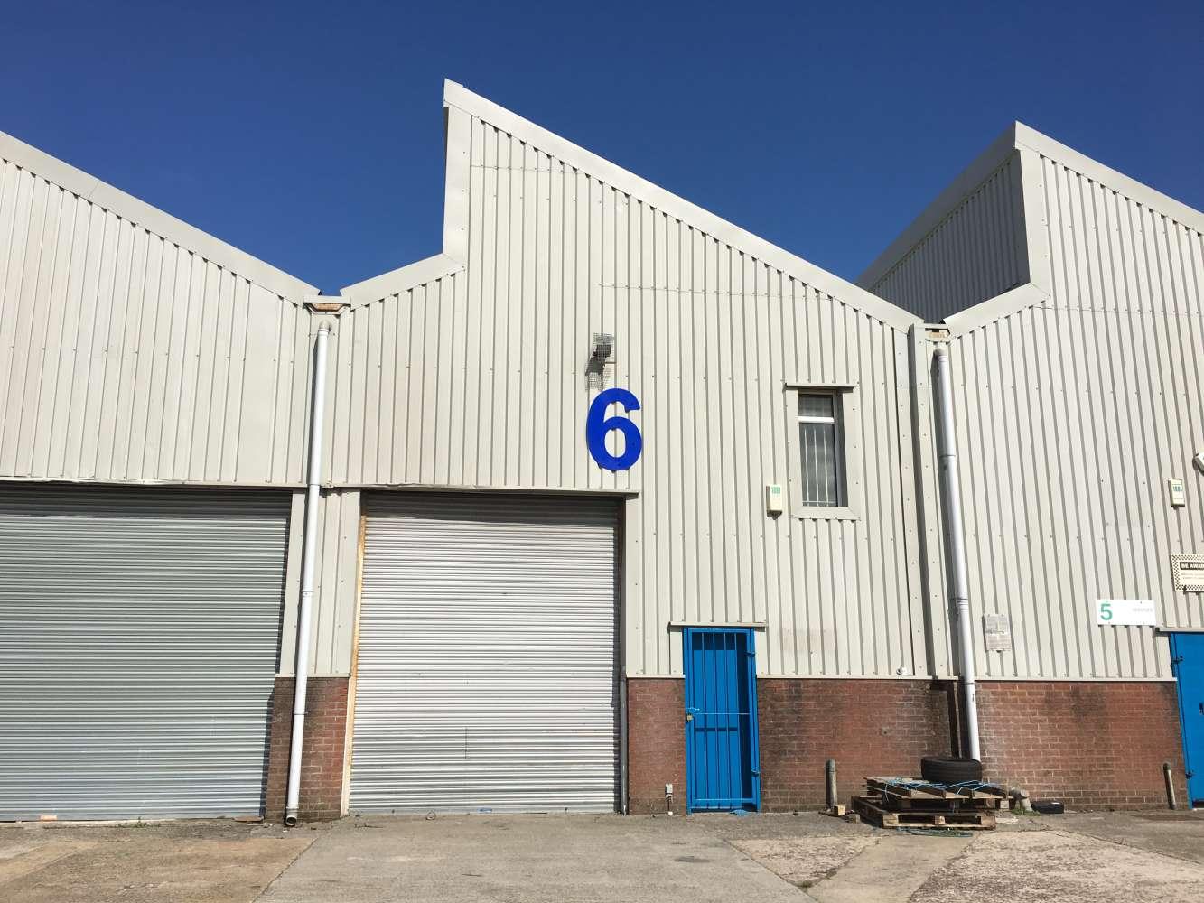Industrial Cardiff, CF24 2RZ - Unit 6, St Catherine's Park  - 1927