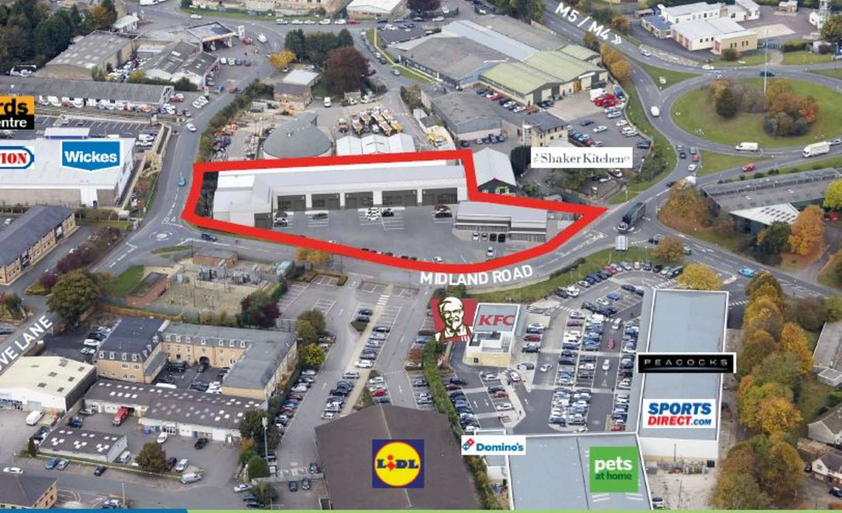 Industrial Cirencester, GL7 1XD - Unit 3 Cirencester Trade Park - 73901