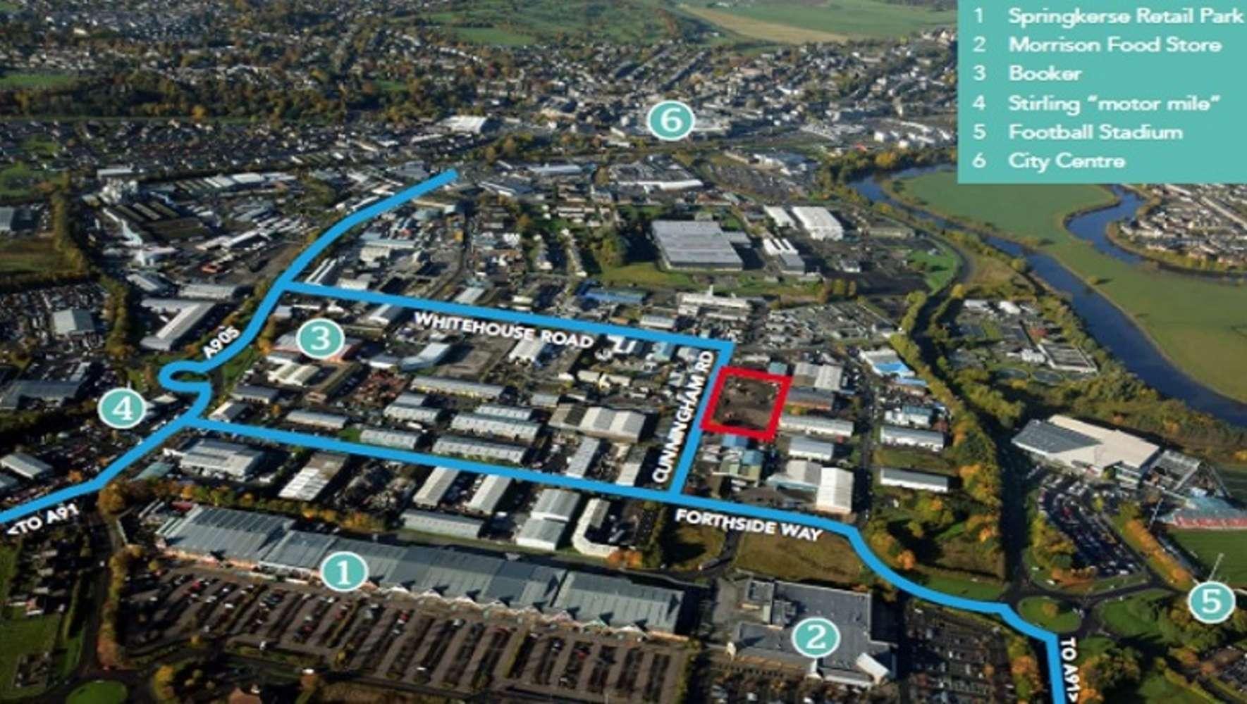 Industrial Stirling, FK7 7SW - Unit 5, Cunningham Road - 76351
