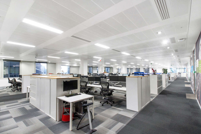 Office London, EC2Y 5AS - 125 London Wall - 08167