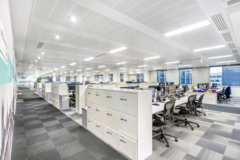 Office London, EC2Y 5AS - 125 London Wall - 08165