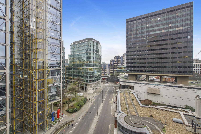 Office London, EC2Y 5AS - 125 London Wall - 08222