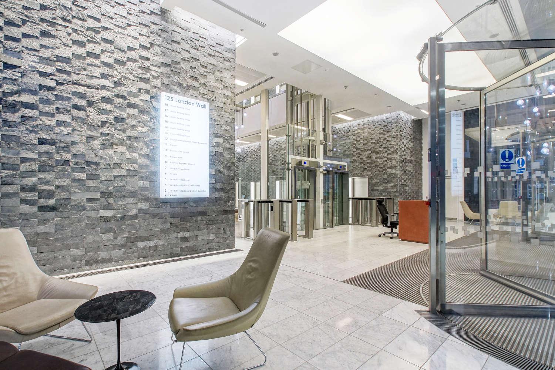 Office London, EC2Y 5AS - 125 London Wall - 08246