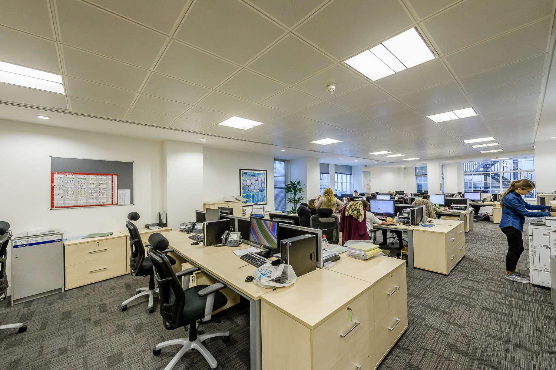Office London, EC3M 7AN - Forum House, 15 Lime Street - 21