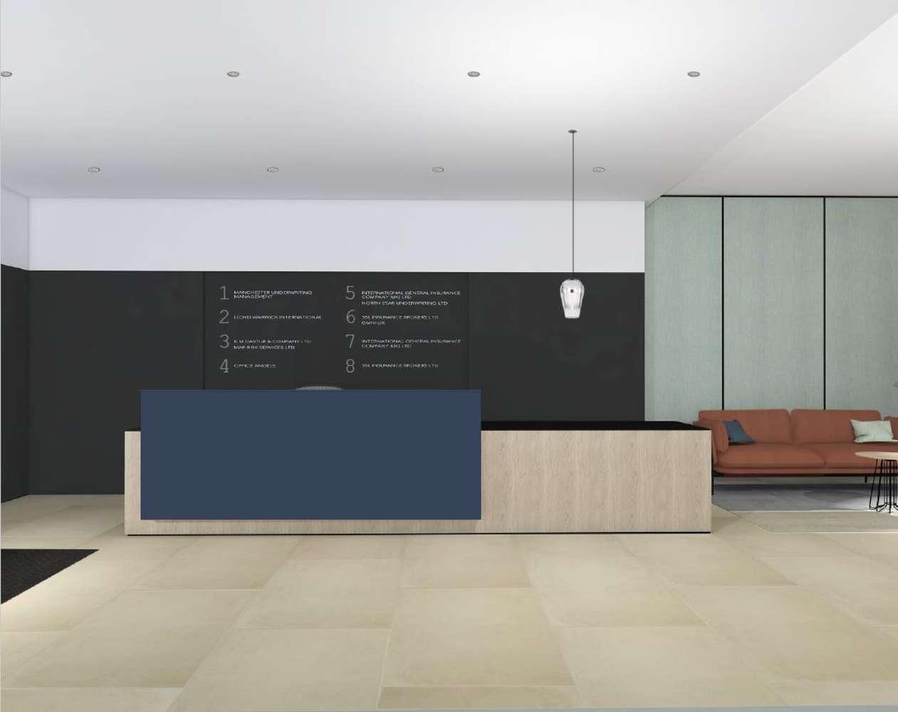 Office London, EC3M 7AN - Forum House, 15 Lime Street - 88195