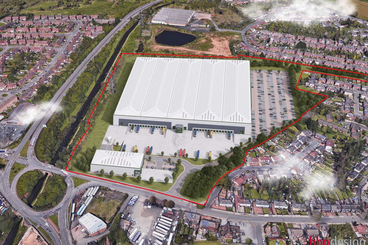 Industrial Walsall, WS10 7RG - Iron Park - 74807