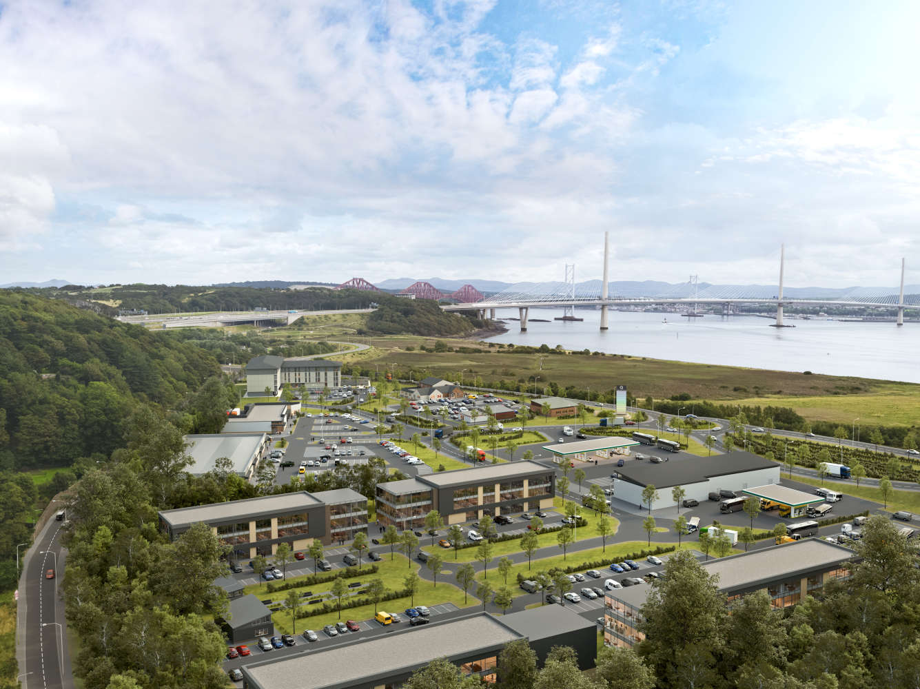 Land Rosyth, KY11 2XB - Queensferry One Gateway Site - 04
