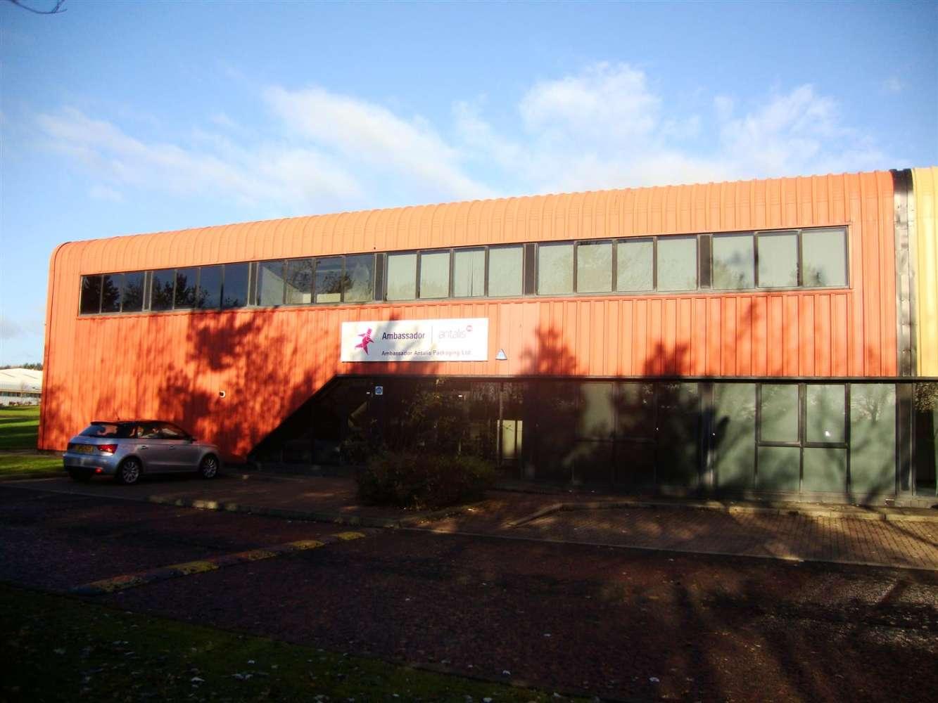 Industrial Edinburgh, EH54 8SB - 8 Dunlop Square, Deans Industrial Estate - 1