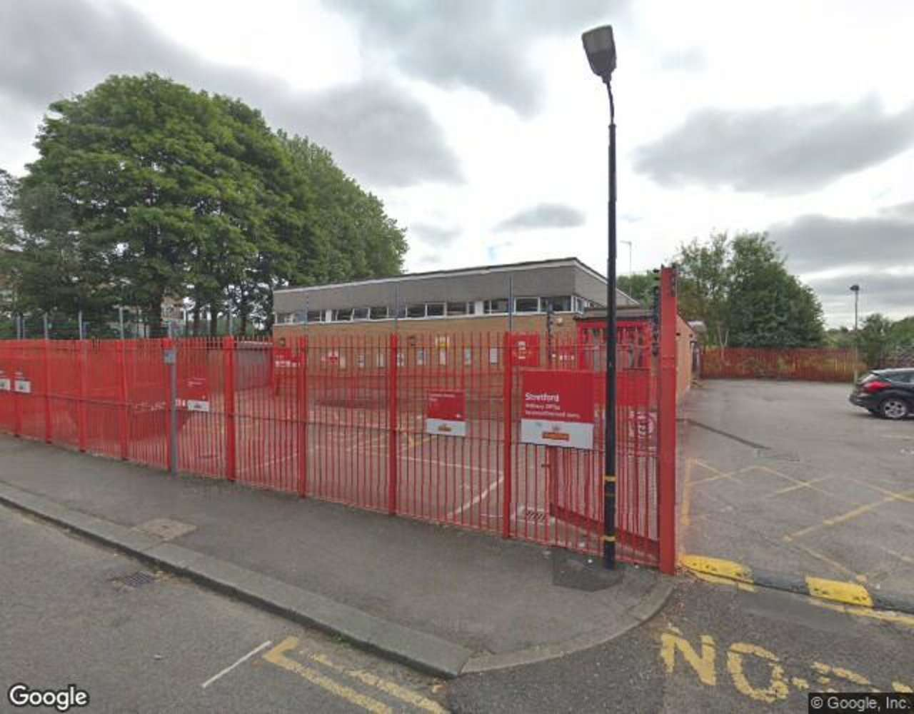 Industrial Manchester, M32 8AA - 1 Lacy Street - 75762