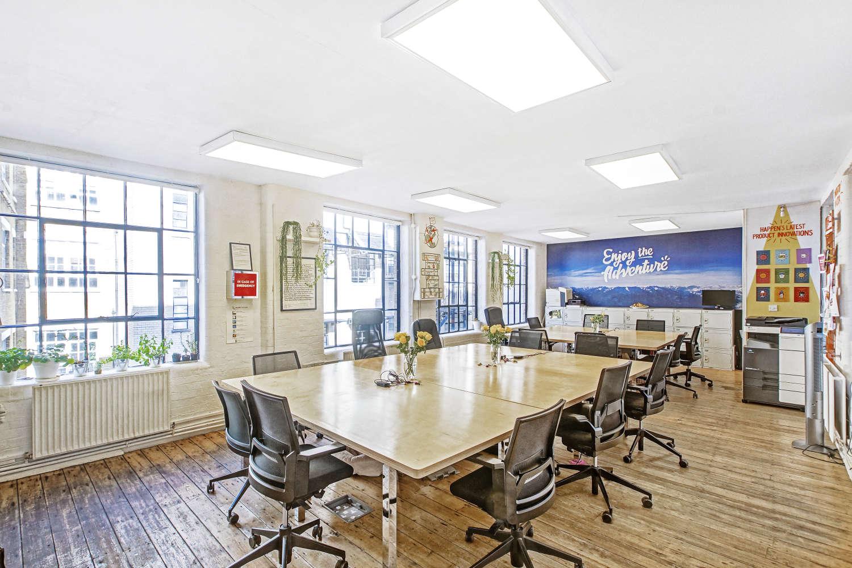 Office London, EC1M 5PU - 2 Sutton Lane - 05538