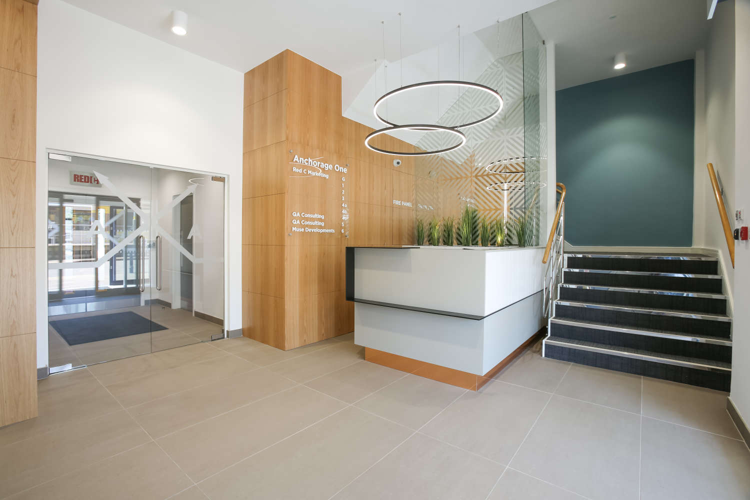 Offices Salford, M50 3YJ - Anchorage Three, The Anchorage - 31