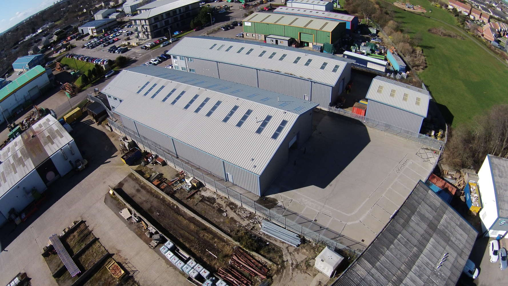 Industrial Aberdeen, AB23 8JS - Fugro - 00939