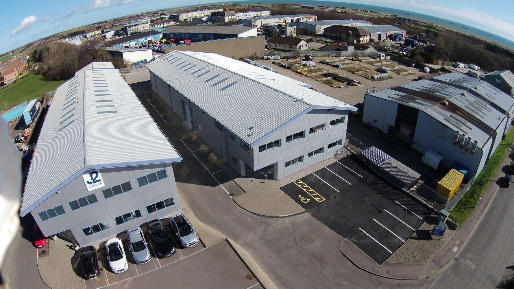 Industrial Aberdeen, AB23 8JS - Fugro - 00929