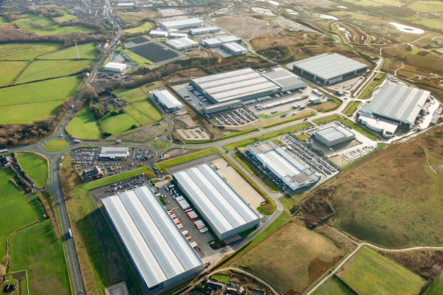 Industrial Bolton, BL5 1BT - Multiply at Logistics North - Phase 3 - 15