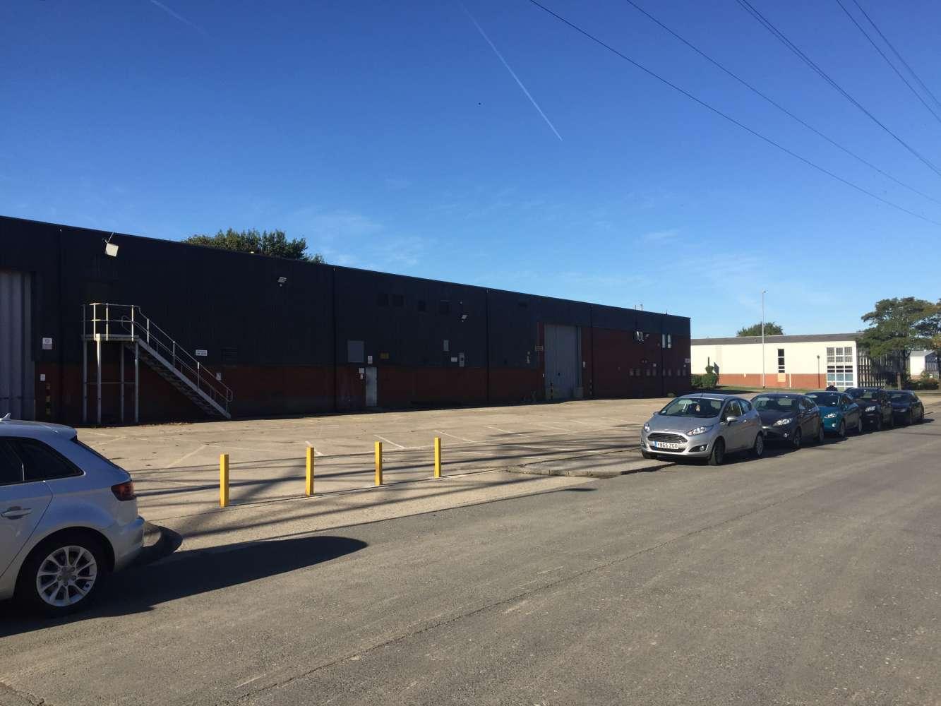 Industrial Leeds, LS10 1BL - Unit 7 Hunslet Trading Estate - 4710