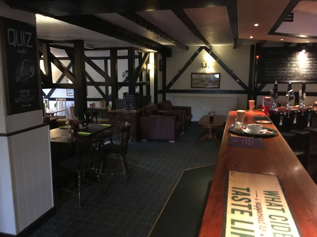 Pub Ivybridge, PL21 9PU - Cornwood Inn - 0737