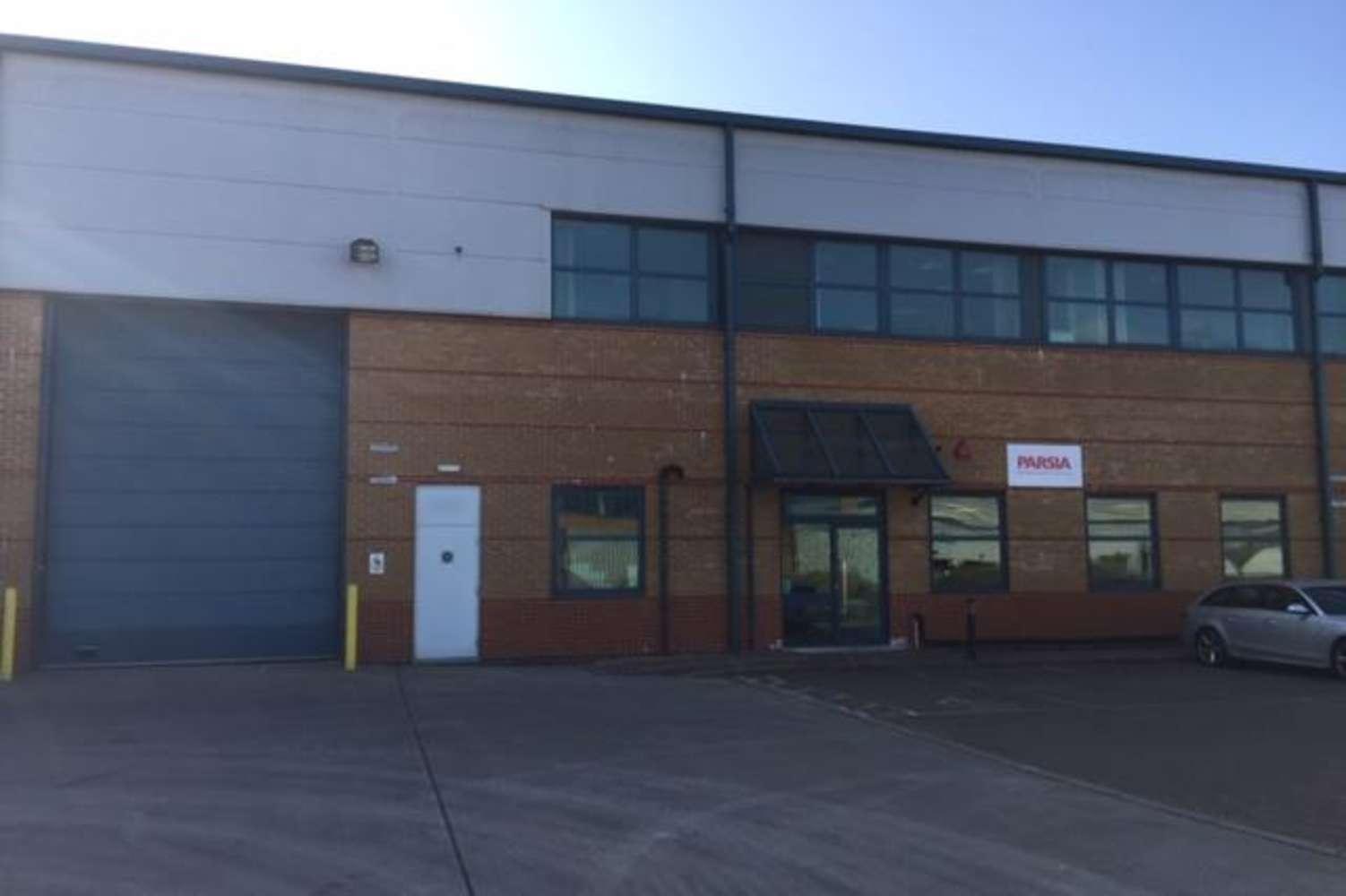 Industrial Park royal, NW10 6PW - Unit 4, Powergate Business Park - 1