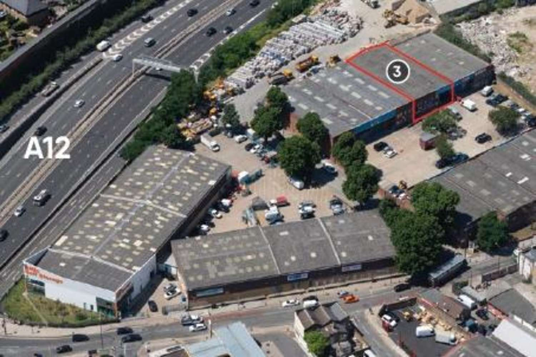 Industrial London, E3 2JE - Unit 3 Maverton Road - 1
