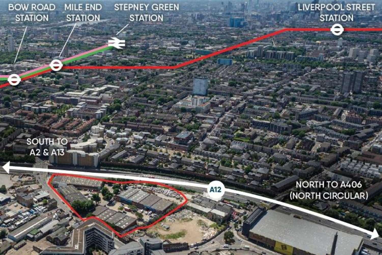 Industrial London, E3 2JE - Unit 3 Maverton Road - 3