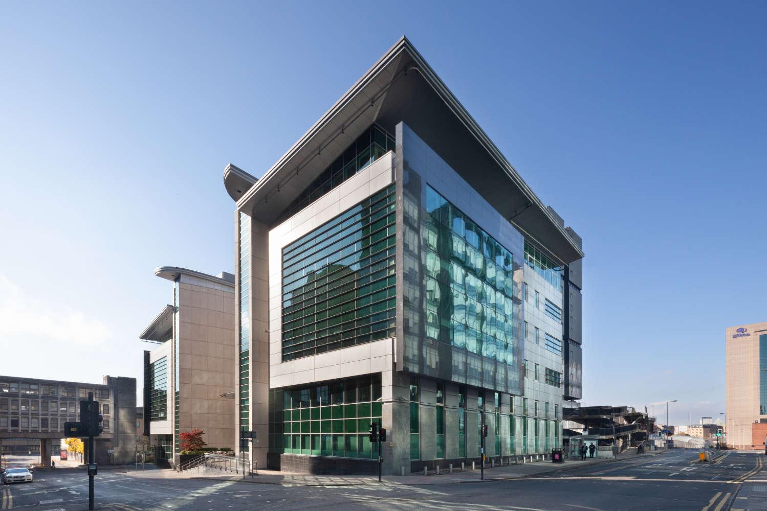 Office Glasgow, G2 7NP - 55 Douglas Street - 003
