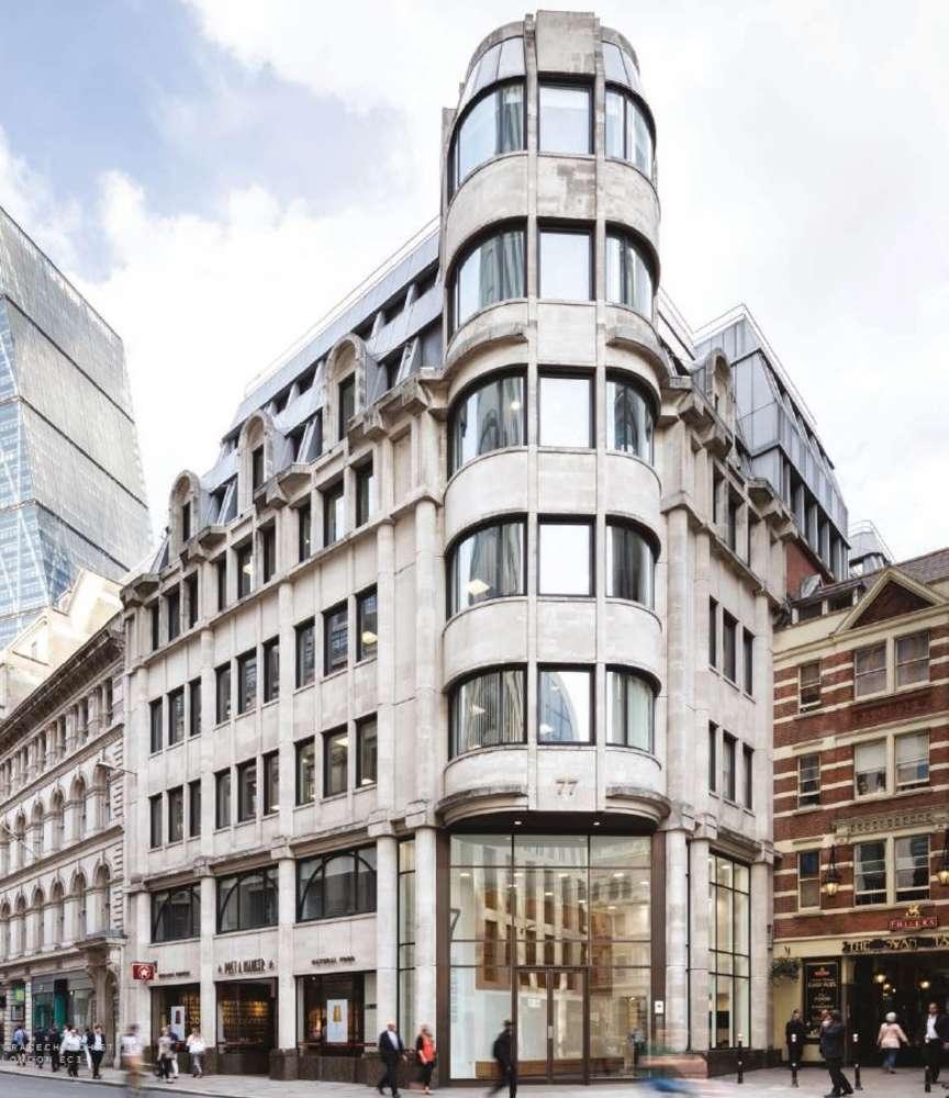 Office London, EC3V 0AS - 77 Gracechurch Street - 1