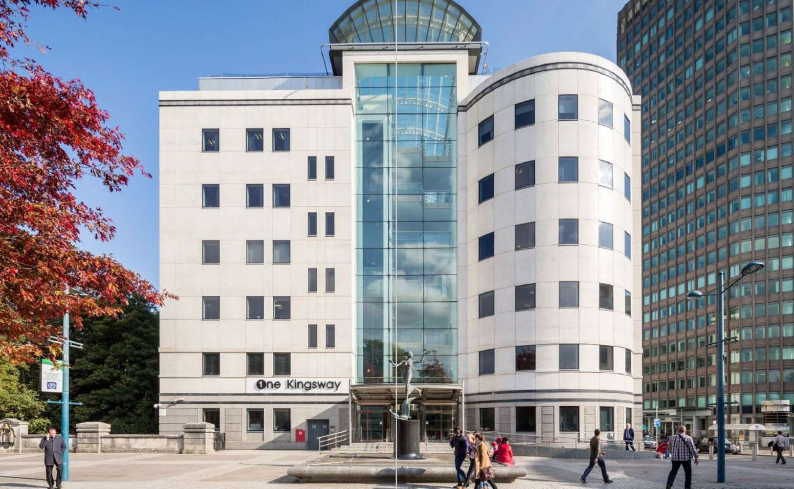 Offices Cardiff, CF10 3AN - One Kingsway - 79206