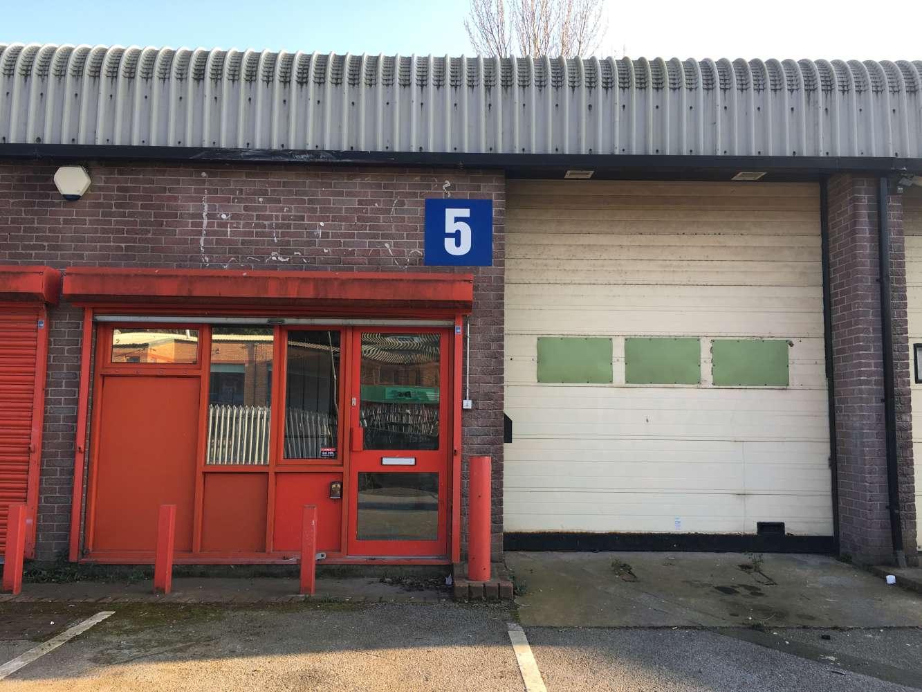 Industrial Cardiff, CF24 5JR - Unit 5, Swift Business Centre - 3033